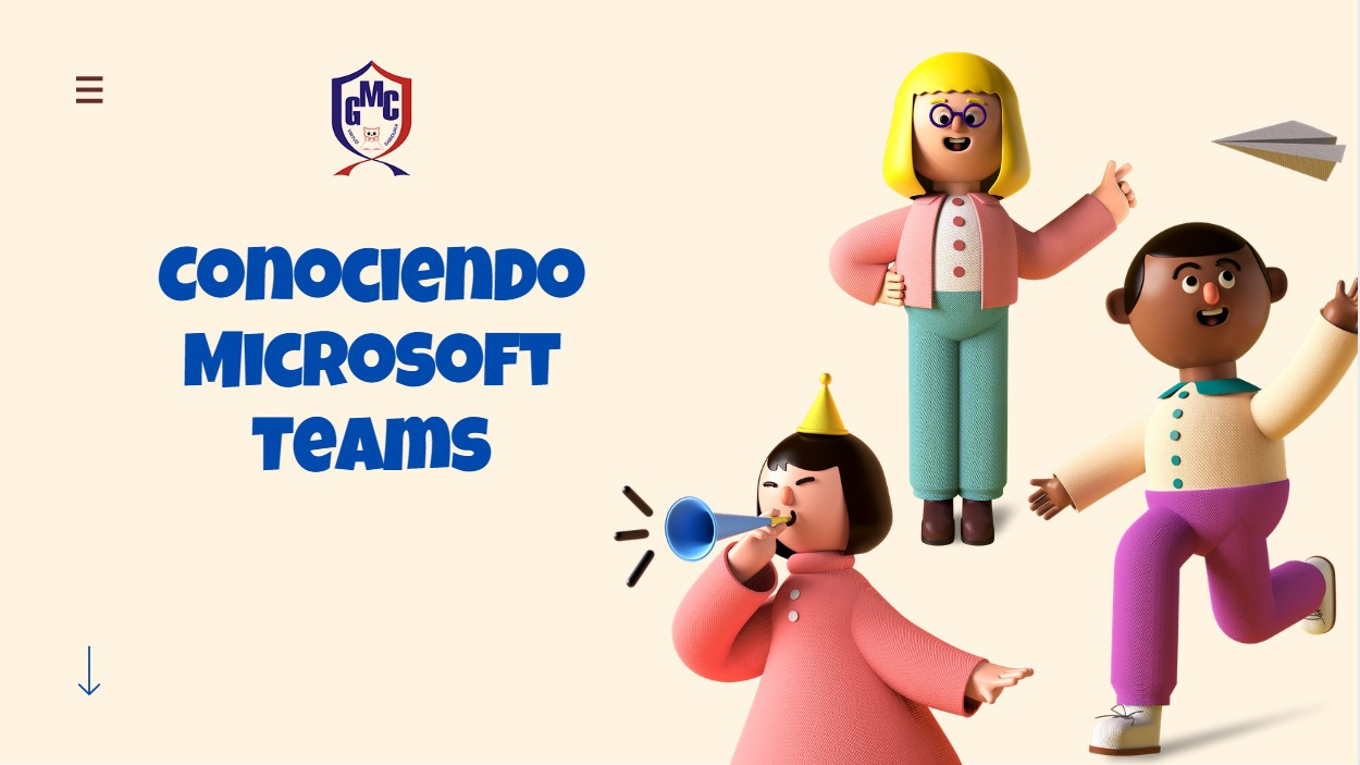 Instructivo N.1 Conociendo Microsoft Teams