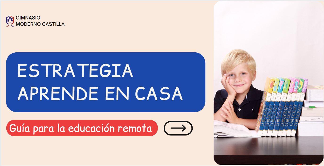ESTRATEGIA EN CASA